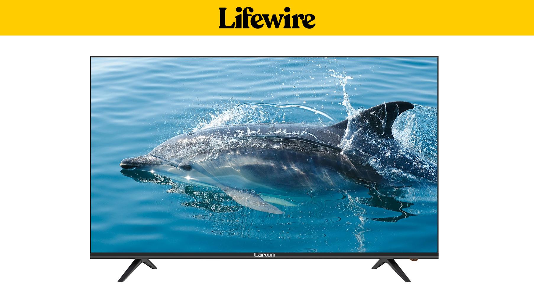 Caixun 4K Android TV 75-inch EC75E1A Review
