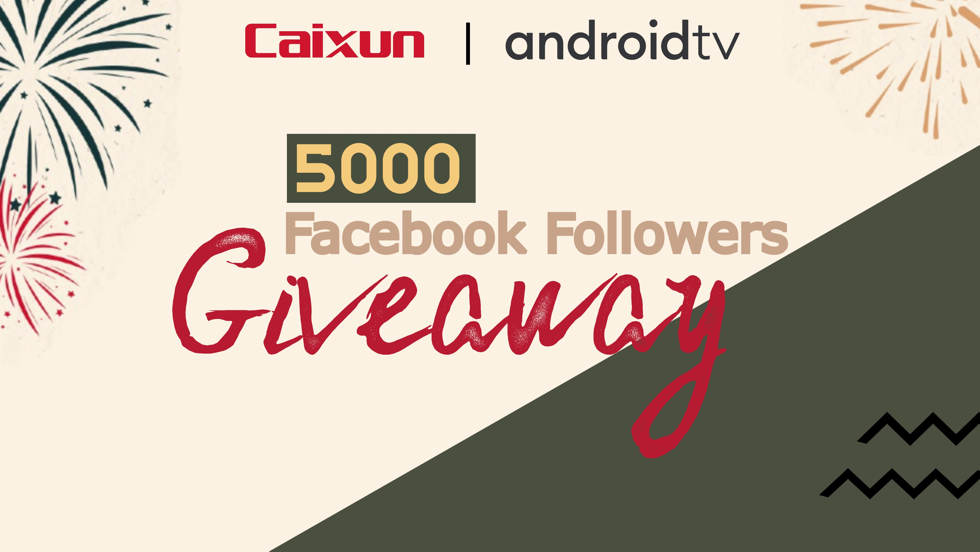 Caixun Malaysia 5K Facebook Followers Giveaway Campaign 2021 : Full Terms & Conditions