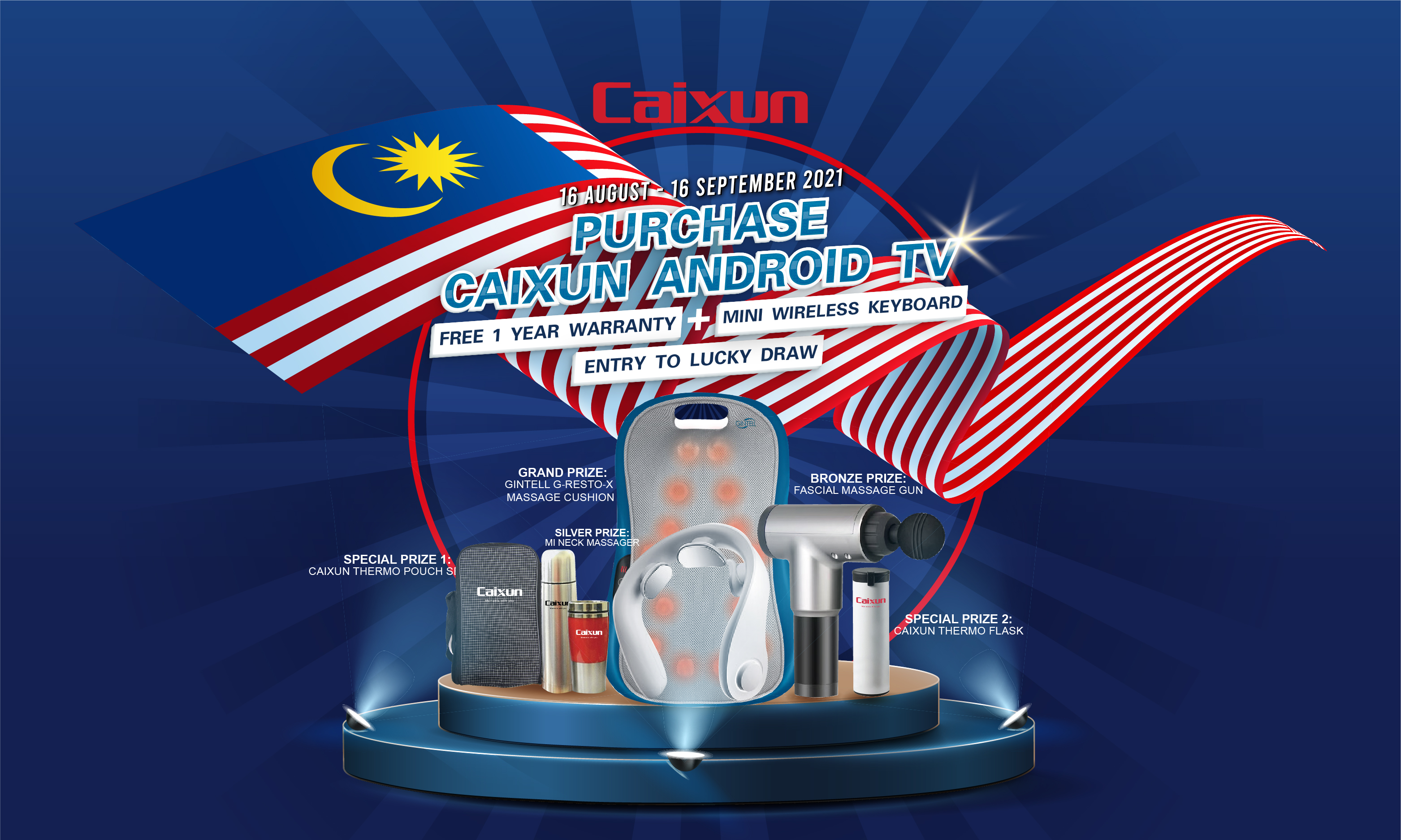 64th Merdeka Day Special! (How To Redeem & Campaign Full Terms and Conditions)